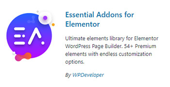 elementor addons plugin wordpress - pouya eti