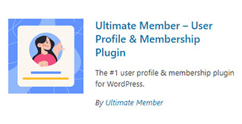 ultimate member plugin wordpress - pouya eti