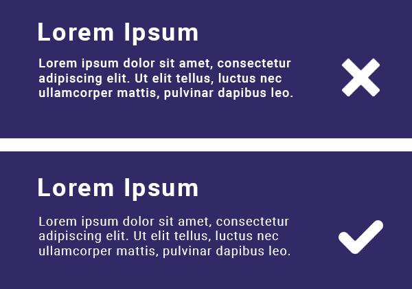 weight 1 - Typography Rules Marketing - pouya eti